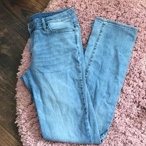 Calvin Klein light wash jeans